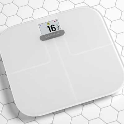 Весы Garmin Index S2 Smart Scale, White