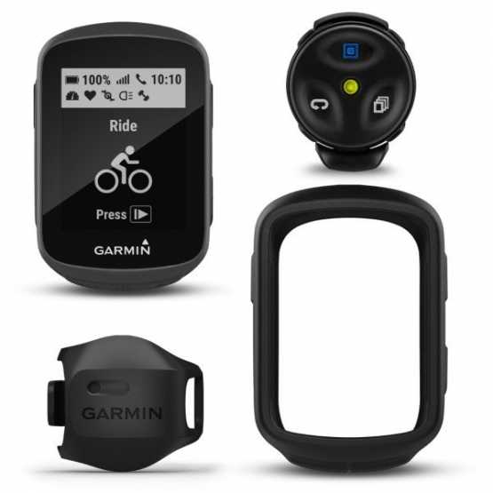 Велокомпьютер Garmin Edge 130 Plus MTB (010-02385-21)