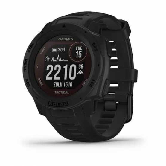 Garmin Instinct Solar Tactical Edition Black (010-02293-03)