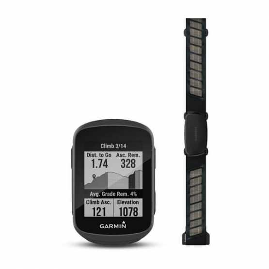 Garmin Edge 130 Plus Bundle, GPS, Europe (010-02385-11)