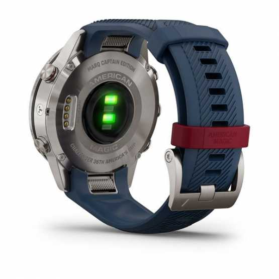 Часы Garmin MARQ Captain American Magic Edition (010-02454-01)