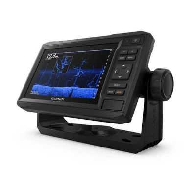 Эхолот Garmin ECHOMAP UHD 72sv датчик GT54 xdcr