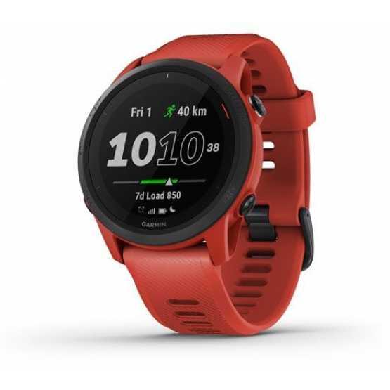 Часы для бега Garmin Forerunner 745 Magma Red (010-02445-12)
