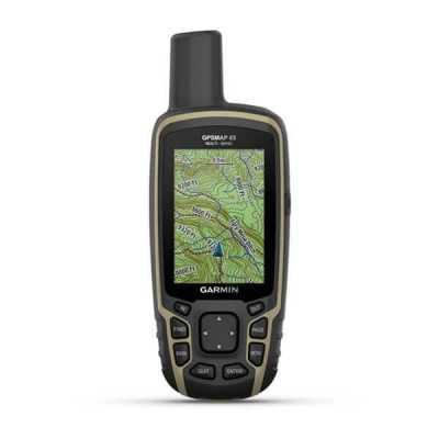 Туристический навигатор Garmin GPSMAP 65