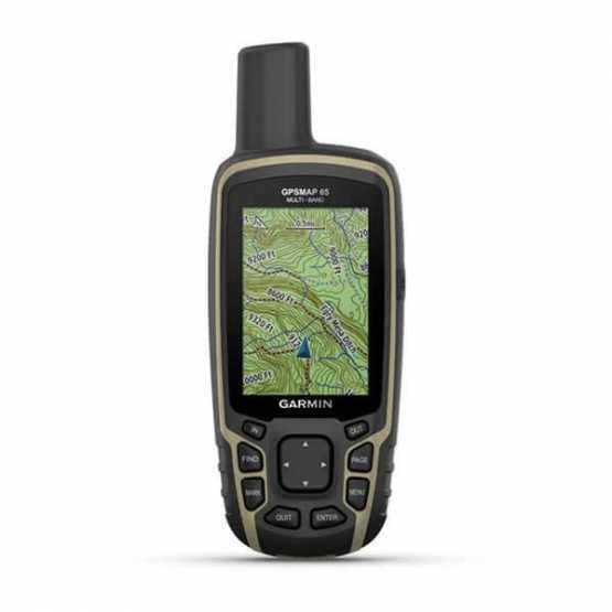 Туристичний навігатор Garmin GPSMAP 65 (010-02451-01)