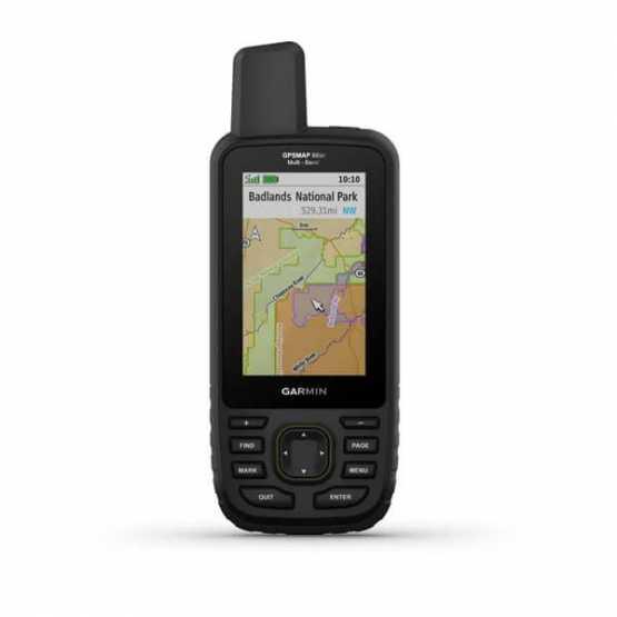 Туристический навигатор Garmin GPSMAP 66sr (010-02431-01)