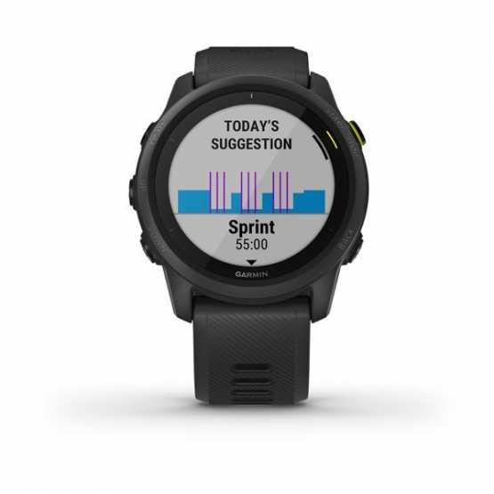 Часы для бега Garmin Forerunner 745 Black (010-02445-10)