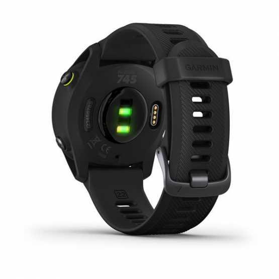 Годинник для бігу Garmin Forerunner 745 Black (010-02445-10)