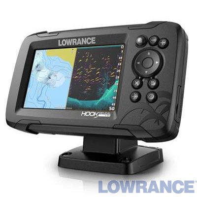 Ехолот Lowrance HOOK REVEAL 5 Splitshot