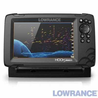Ехолот Lowrance HOOK REVEAL 7 Splitshot