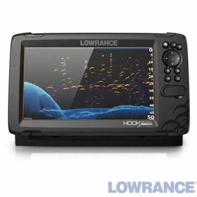 Ехолот Lowrance HOOK REVEAL 9 Tripleshot