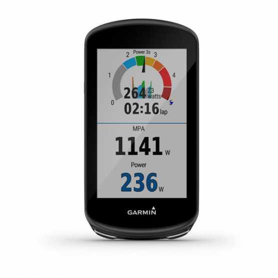 Велокомпьютер Garmin Edge 1030 Plus Bundle (010-02424-11)