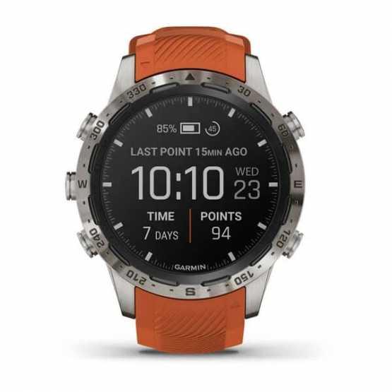 Спортивные часы Garmin MARQ Adventurer Performance Edition (010-02567-31)