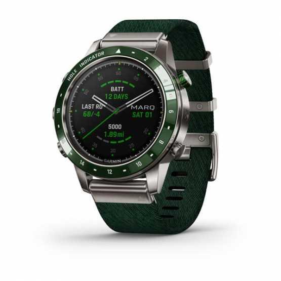 Спортивные часы Garmin MARQ Golfer (010-02395-00)
