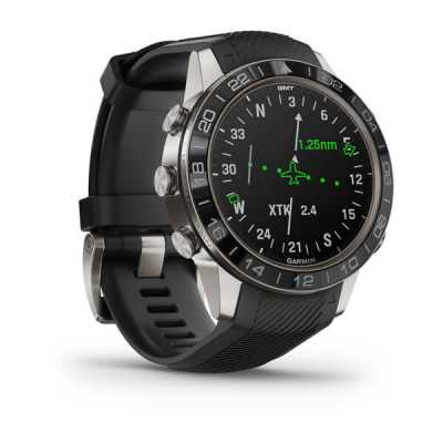 Часы Garmin MARQ Aviator Performance Edition