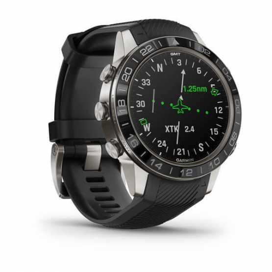 Спортивні годинник Garmin MARQ Aviator Performance Edition (010-02567-11)