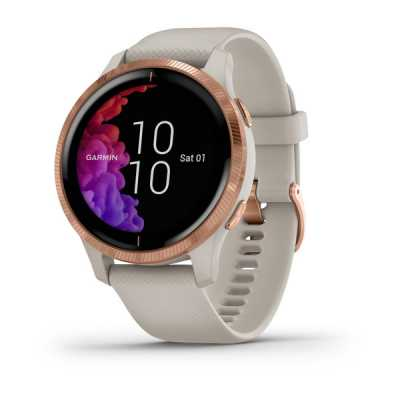 Garmin Venu Light Sand/Rose Gold