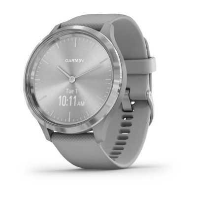 Годинник Garmin vivomove 3 Sport Grey-Silver Silicone