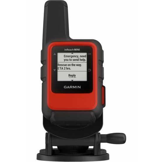Спутниковый коммуникатор Garmin inReach Mini Marine Bundle Orange (010-01879-02)