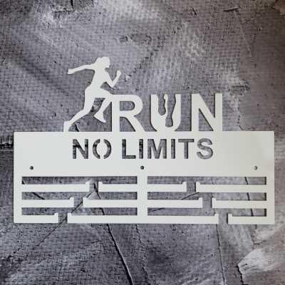 Медальница Run No Limits