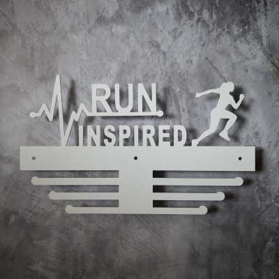 Медальница Run Inspired