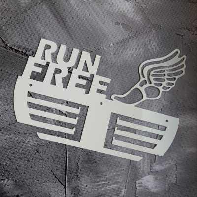 Медальница FREE RUN