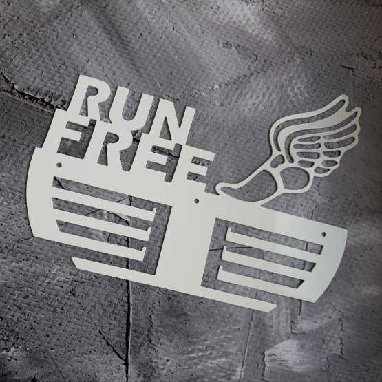 Медальница RUN FREE