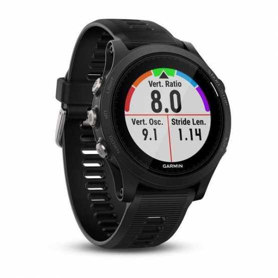 Часы для триатлона Garmin Forerunner 935 Black (010-01746-04)