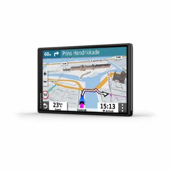 Автомобильный навигатор Garmin DriveSmart 65 Full EU MT-S (010-02038-12)