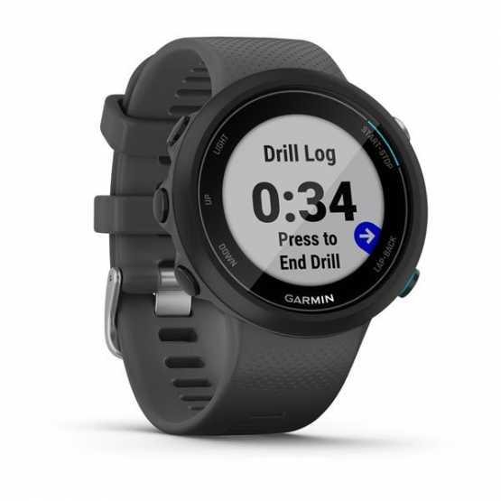 Годинник для плавання Garmin Swim Slate 2 (010-02247-10)