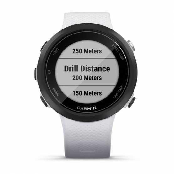 Часы для плавания Garmin Swim 2 Whitestone (010-02247-10)