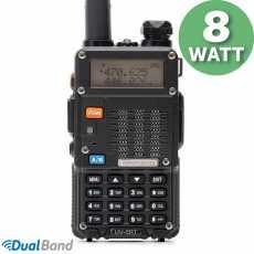 Рация Baofeng UV-5RT 8 Вт Батарея 2100 mAh
