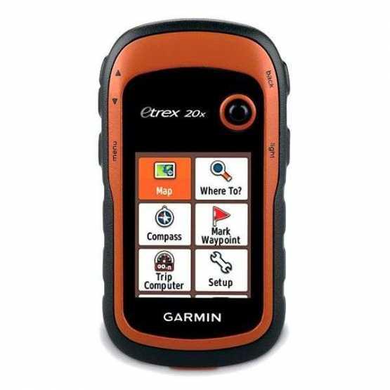 Портативный навигатор Garmin eTrex 20x (010-01508-02)