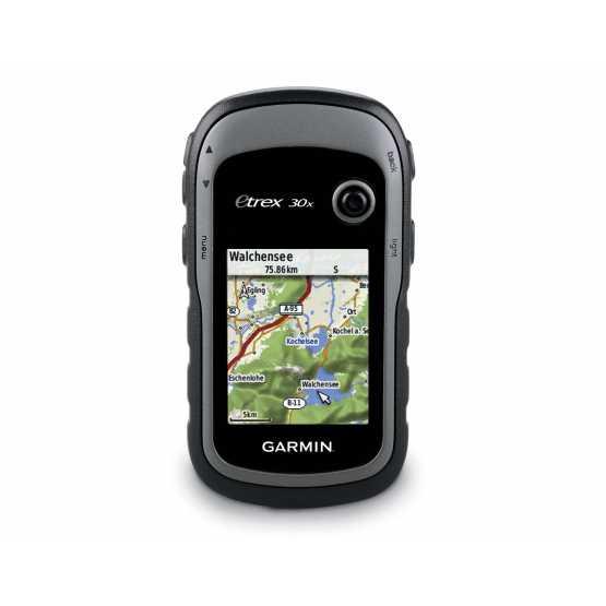 Портативный навигатор Garmin eTrex 30x (010-01508-12)