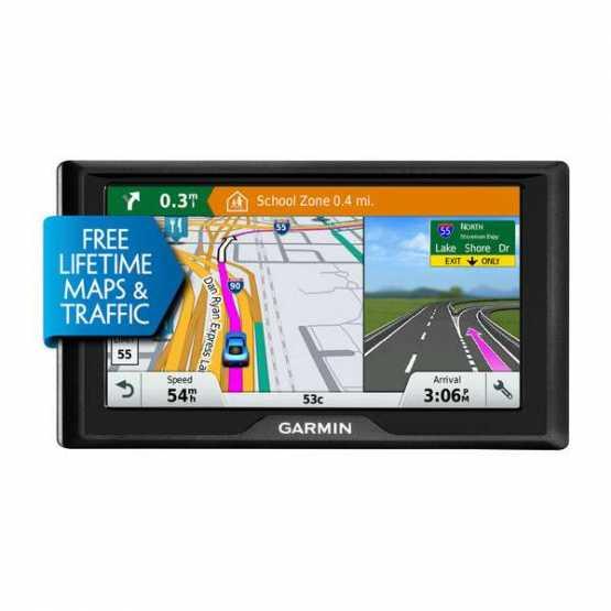Автомобильный навигатор Garmin Drive 60 EU LMT (010-01533-11)