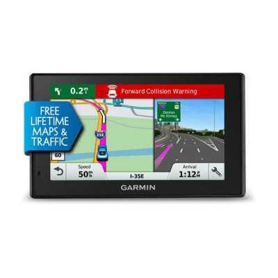Автомобильный навигатор Garmin DriveAssist 51 LMT-S (010-01682-17)