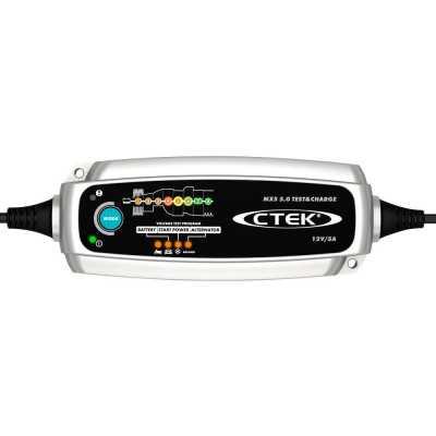 Зарядний пристрій CTEK MXS 5.0 TEST&CHARGE