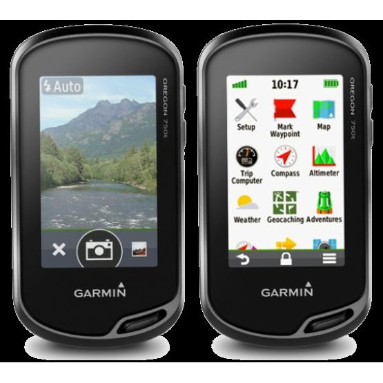 Портативный навигатор Garmin Oregon 750t (010-01672-32)