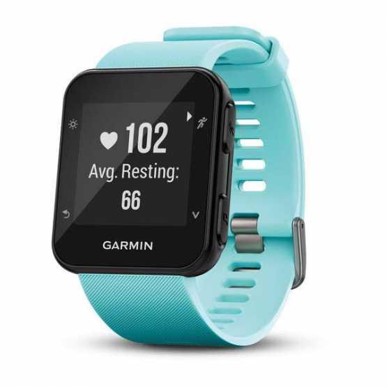 Часы для бега Garmin Forerunner 35 Frost Blue (010-01689-12)