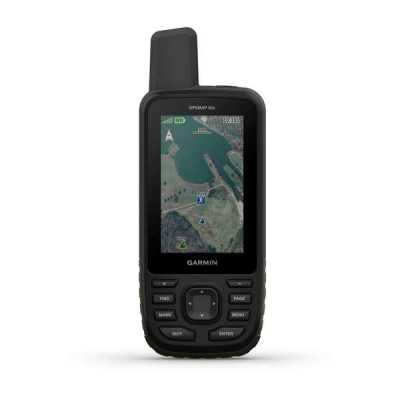 Портативный навигатор Garmin GPSMAP 66S