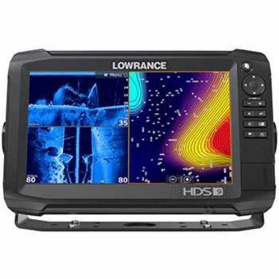 Эхолот/картплоттер Lowrance HDS-9 Carbon (000-13685-001)