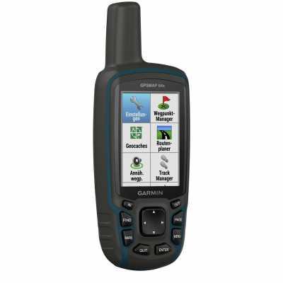 Портативний навігатор Garmin GPSMAP 64x