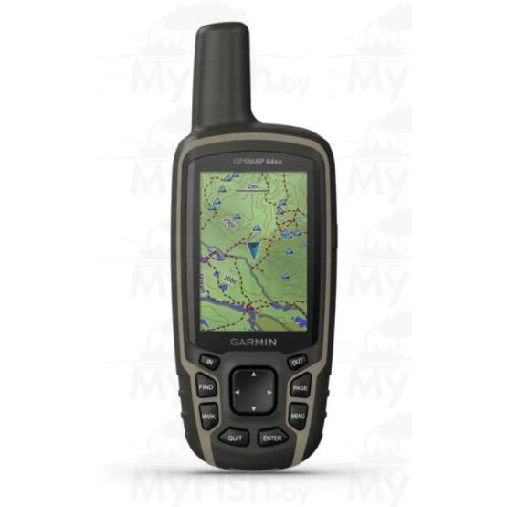 Портативний навігатор Garmin GPSMAP 64x (010-02258-01)