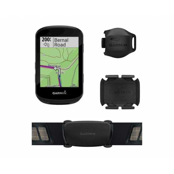 Велонавігатор Garmin Edge 530 Sensor Bundle (010-02060-10)