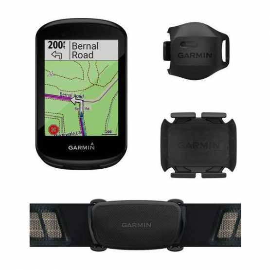 Велонавігатор Garmin Edge 830 Sensor Bundle (010-02061-11)