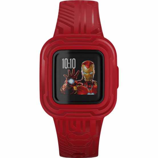 Дитячий фітнес-браслет Garmin vivofit jr3 Iron Man (010-02441-11)