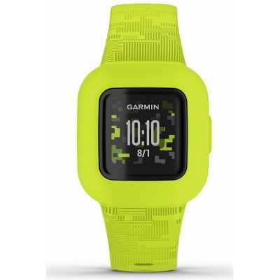 Детский фитнес-браслет Garmin vivofit jr3 Camo Green