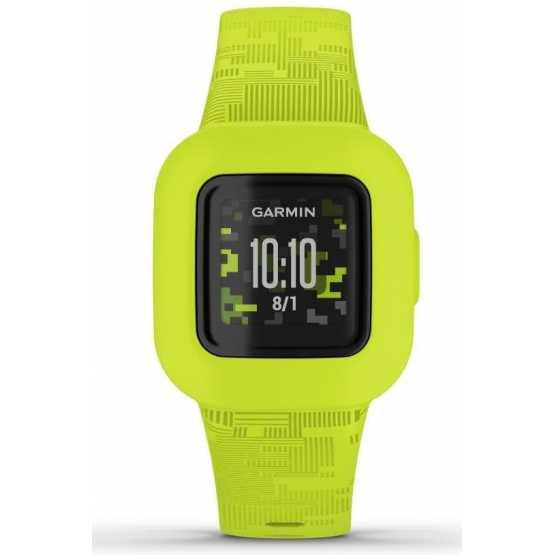 Дитячий фітнес-браслет Garmin vivofit jr3 Camo Green (010-02441-00)