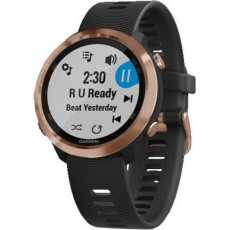 Годинник Garmin Forerunner 645 Music Black with Rose Gold