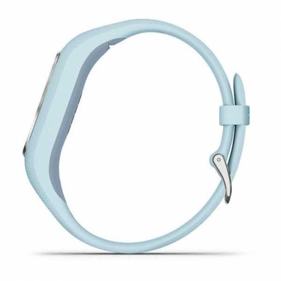 Фитнес браслет Garmin vivosmart 4 Azure Blue with Silver (010-01995-24)